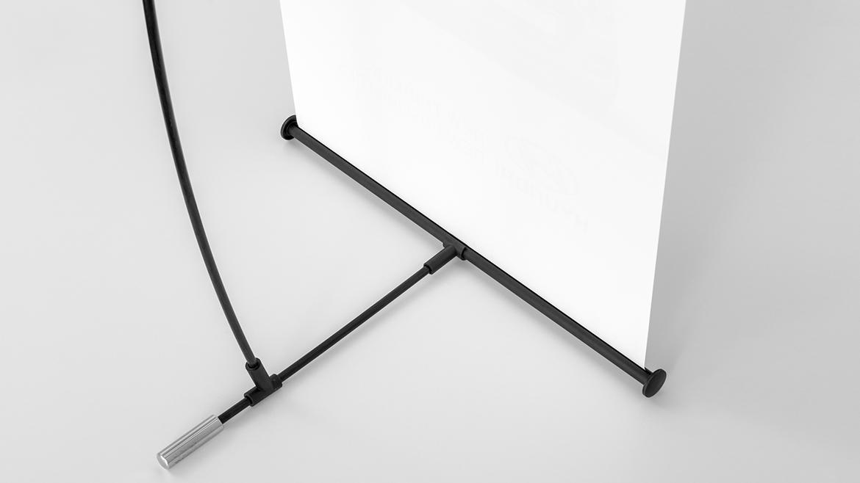 Adder Bannerstand Details